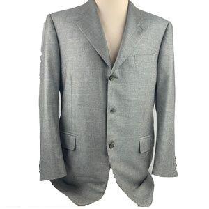 CANALI Cashmere Silk Blend Blazer